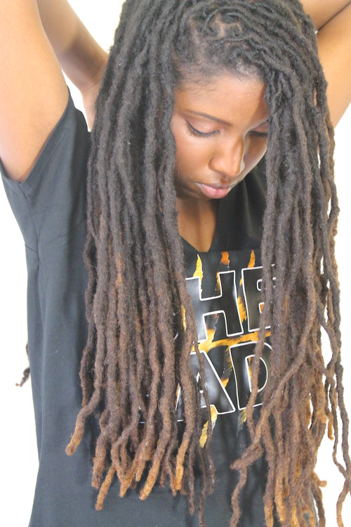 dreads on Pinterest | Locs, Dreadlocks and Dreadlock Styles